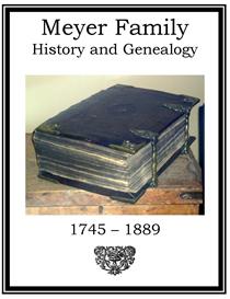 meyer family history and genealogy