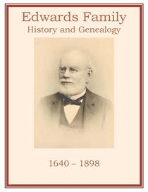 Edwards Family History and Genealogy | eBooks | History