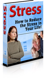 how to reduce the stress in your life ebook resell