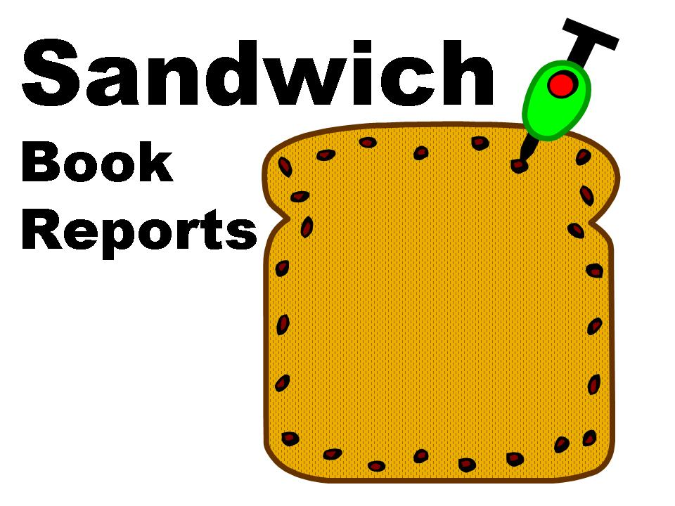 Sandwich book report set other files documents and forms sandwich book report set maxwellsz