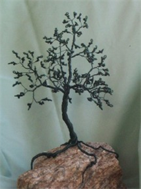 bonsai tree pattern