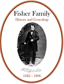 Fisher Family History and Genealogy | eBooks | History