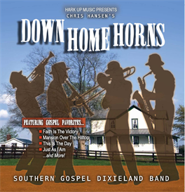 down home horns instrumental cd 2010