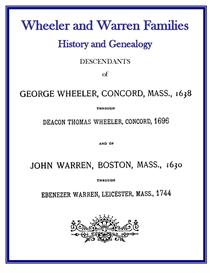 wheeler warren families history and genealogy