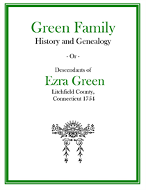 Green Family History and Genealogy 1754 | eBooks | History
