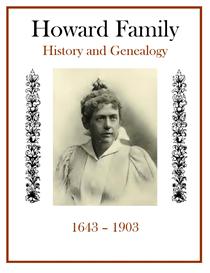 Howard Family History and Genealogy | eBooks | History