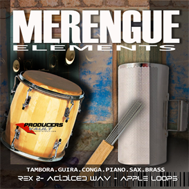 merengue elements