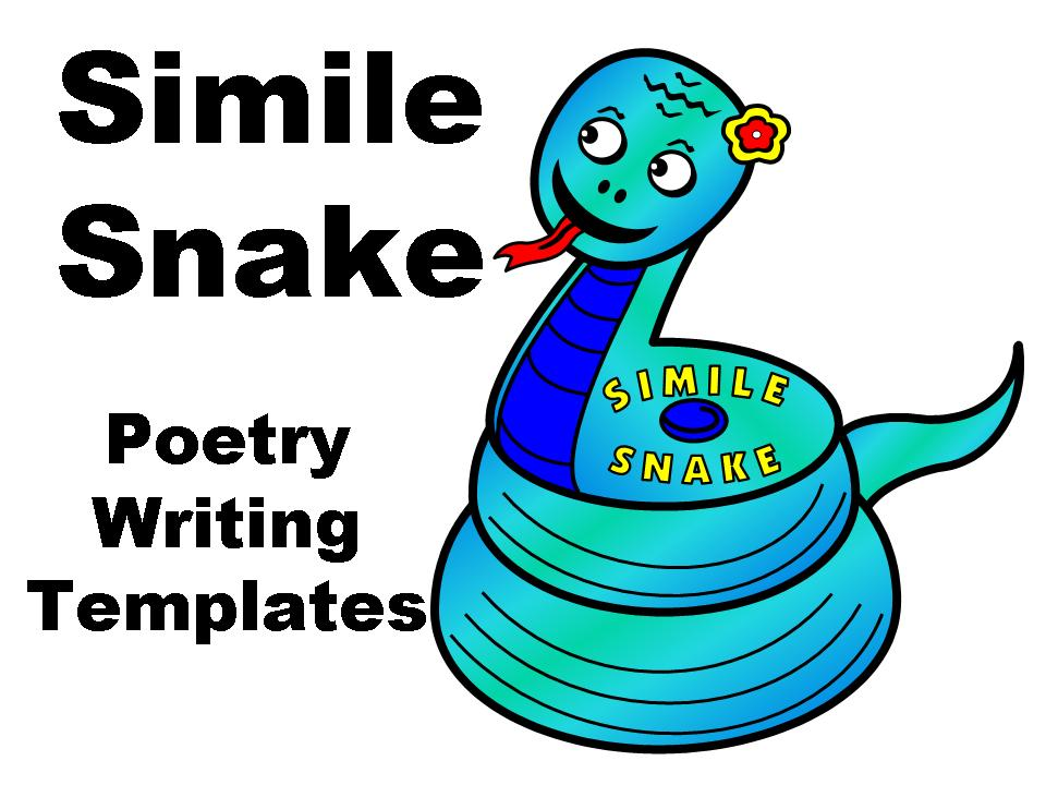 simile snake poetry lesson plans other files documents and forms