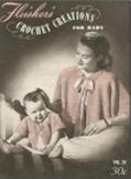 fleisher's crochet creations for baby - crochet pattern ebook