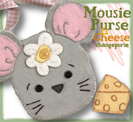 The Marigold Mousie Pocketbook Pattern | eBooks | Arts and Crafts