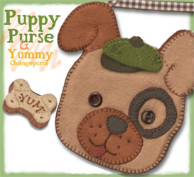 the patrick puppy pocketbook pattern