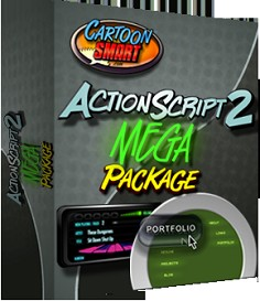 Actionscript 2 MEGA Package   Movies and Videos   Educational