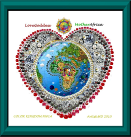 love goddess mother africa earth nature