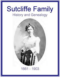 Sutcliffe Family History and Genealogy | eBooks | History