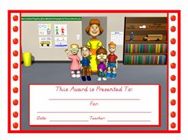 good apple award