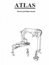 Atlas 100.0 crane service manual | eBooks | Automotive