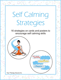 self calming strategies