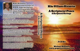 A Scriptural Peace - A Scriptural Heritage (Audiobook) | Audio Books | Religion and Spirituality
