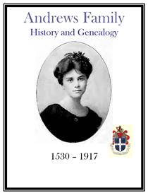 Andrews Family History and Genealogy | eBooks | History
