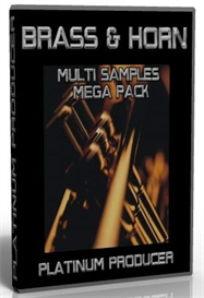 brass & horns multi samples mega pack