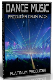 dance music producer drum pack