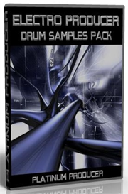 electro producer drum pack