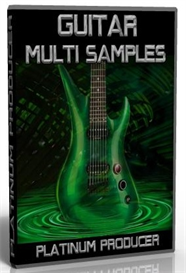 guitar multi samples pack - kontakt