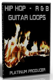 hip hop and r&b guitar loops sample pack