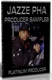 Jazze Pha Producer Samples | Music | Soundbanks