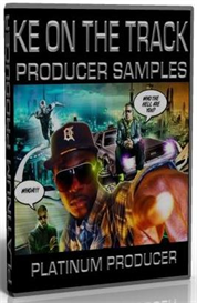 k.e on the track producer samples
