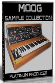 moog samples collection  -