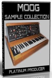 moog samples collection  -