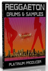 reggaeton drums & samples pack
