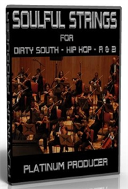 hip hop - dirty south strings samples