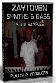 dirty south - zaytoven style bass and synth collection