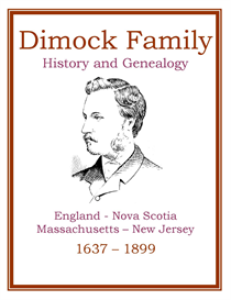 Dimock Family History and Genealogy | eBooks | History