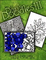 Dan's Doodles III 2012 | eBooks | Arts and Crafts