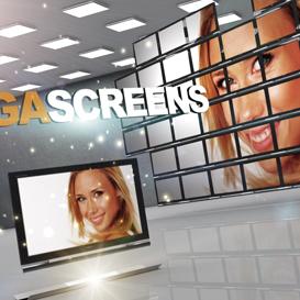 megascreens