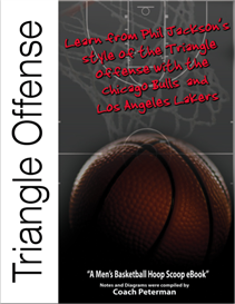 triangle offense playbook