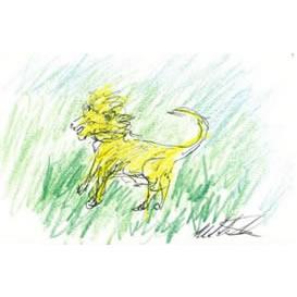 Latisha & The Shadow Lion-pdf | Audio Books | Children's