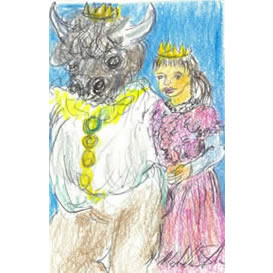 the bullheaded king-story & lesson plan