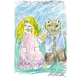 the whole story of goldilocks and the three bears-story & lesson plan