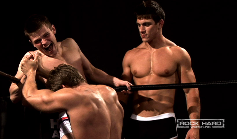 Second Additional product image for - 0302-Cody & Zack vs Troy & Brody