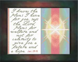 hope - jeremiah 29:11