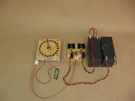 500w diy electric motor building instruction