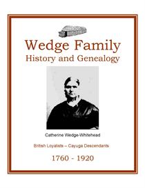 Wedge Family History and Genealogy   eBooks   History