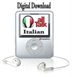 linguaphone all talk mp3 italian course