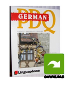 linguaphone pdq mp3 german course