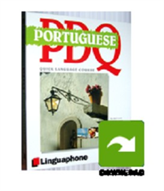 linguaphone pdq mp3 portuguese course
