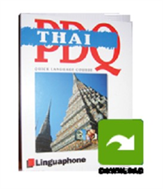 linguaphone pdq mp3 thai course